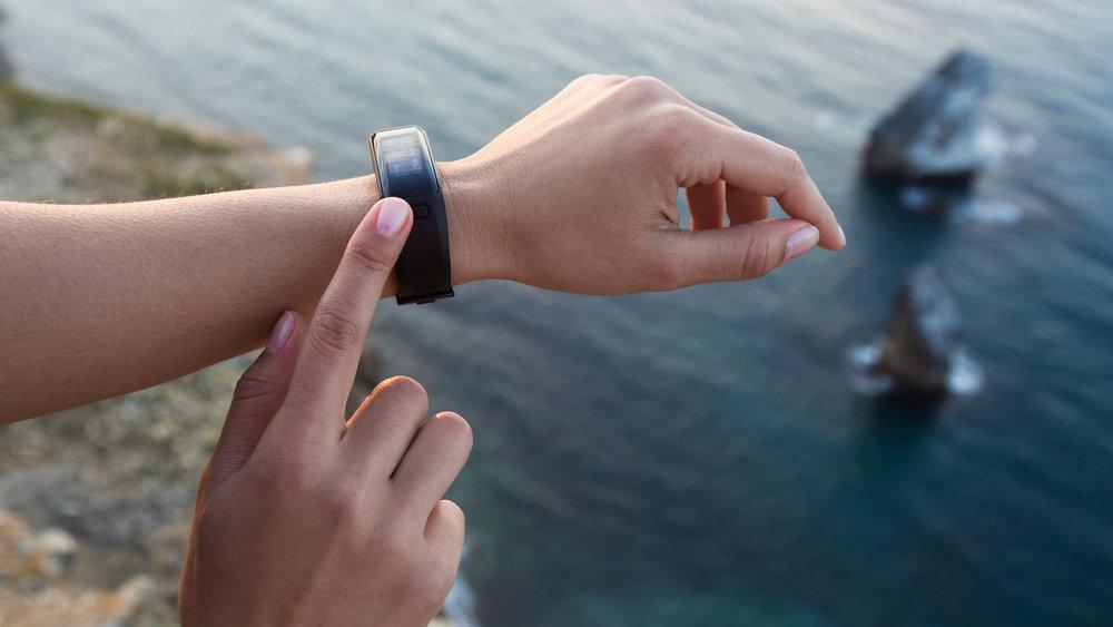Nokia выпустит браслет, пред…