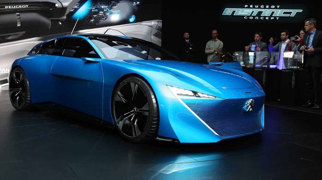 В Женеве показали автомобили будущего