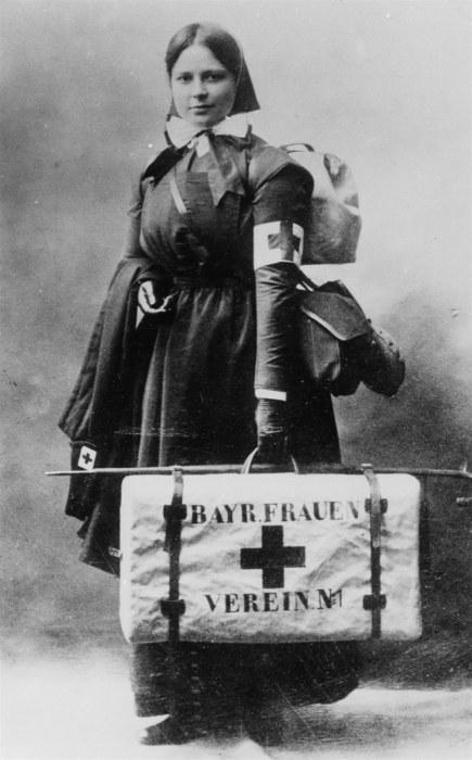 Сибирский ангел: Как спасала в войну солдат шведская сестра милосердия, которая не делила людей на «своих» и «чужих» война,женщины,милосердие,Россия,Швеция