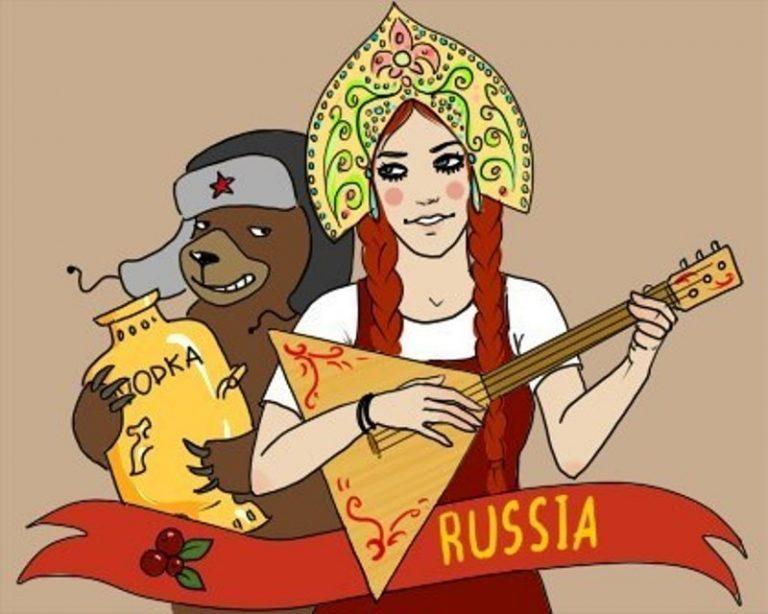 Приколы про иностранцев в россии картинки