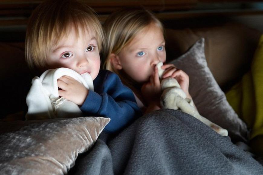 Открытку своего, картинки страхи детей
