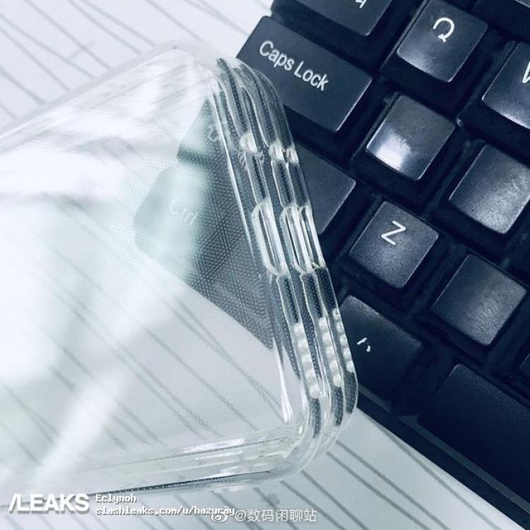 Фотографии чехла раскрывают особенности конструкции смартфона Huawei Nova 5 новости,смартфон,статья