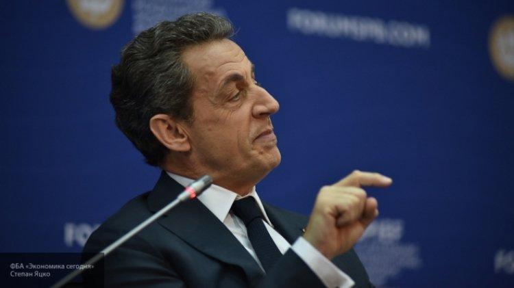 Полиция задержала экс-главу Франции Николя Саркози