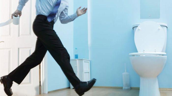 Что может произойти с телом, когда рядом нет туалета и приходится долго терпеть