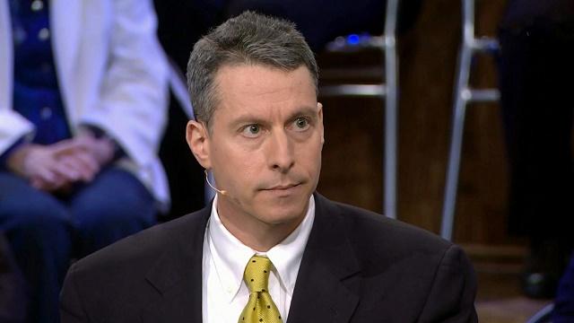 Майкл Бом на российском ТВ: Цель США — самоликвидация России «как демона»