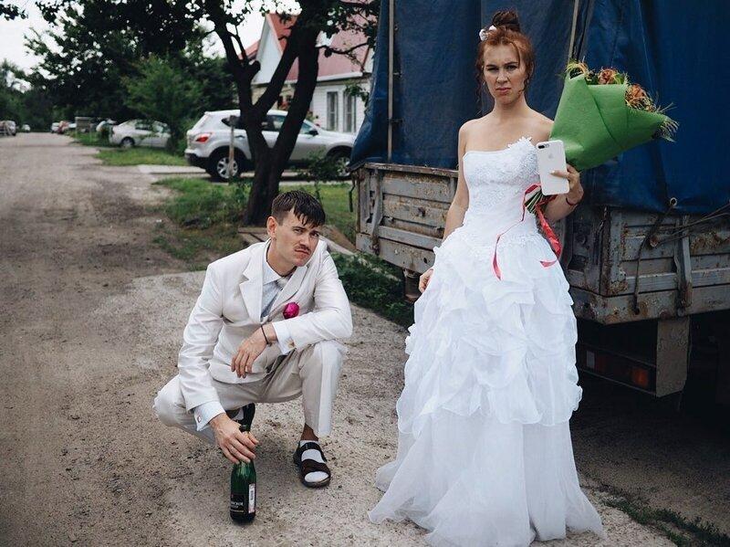 пожелать тебе свадьба по русски смешные фото сушильных