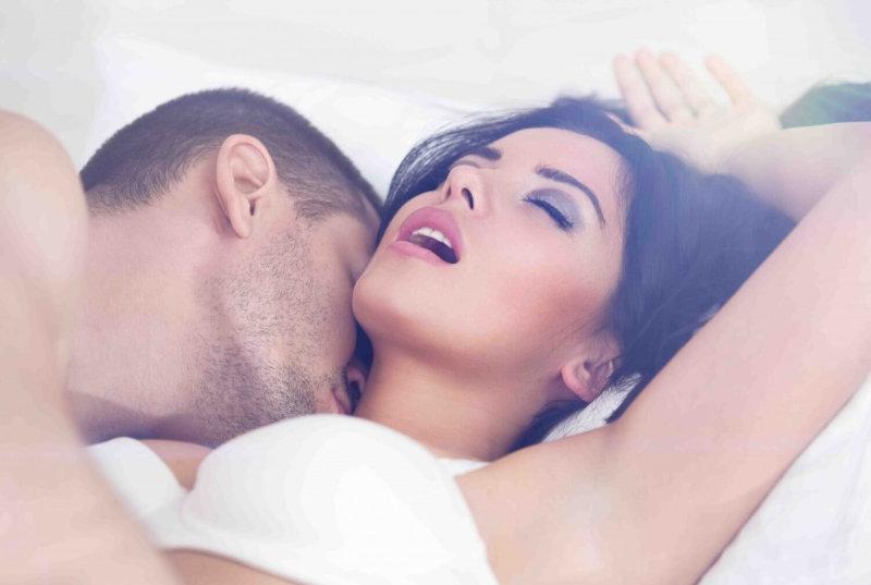 Гипервентиляция легких во время секса у женщин