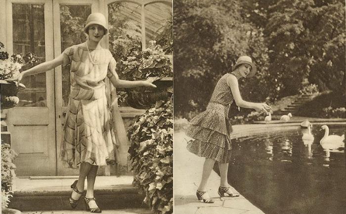 В саду у Анны Павловой глаз радовался не только птицам, но и великолепным цветам и кустарникам.
