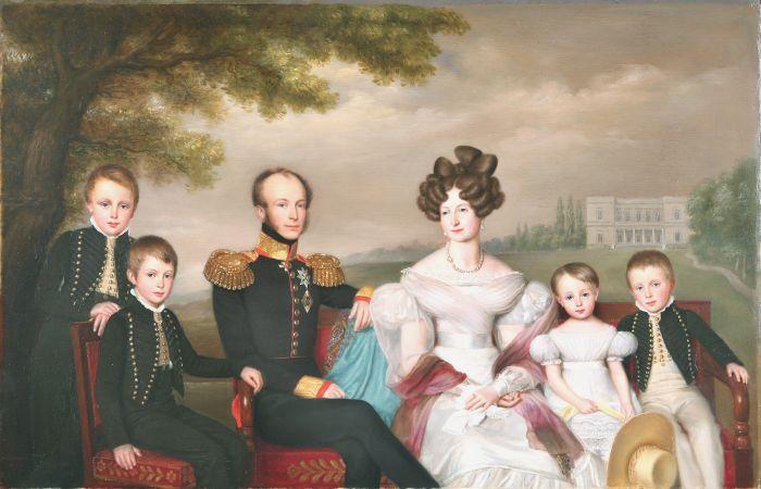 Русская королева Нидерландов княгиня Анна Павловна, к которой сватался сам Наполеон
