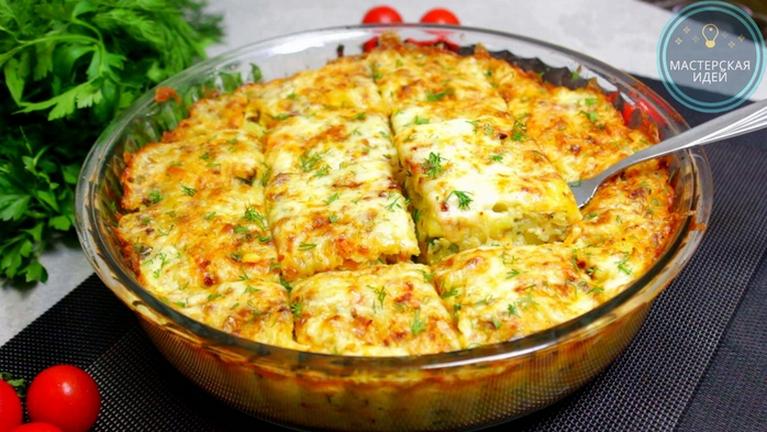 Капуста по-турецки — простое сытное блюдо