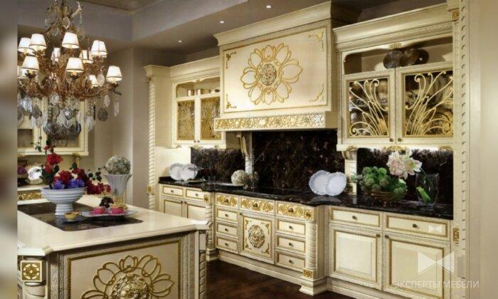 Кухня в классическом стиле: изысканность и изящество идеи для дома,интерьер и дизайн