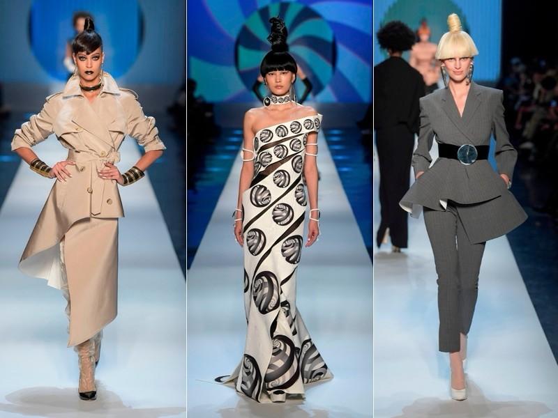 Jean Paul Gaultier  Haute Couture весна-лето 2018
