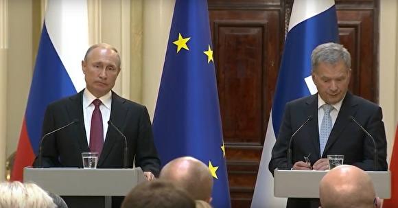 Путин: массовые протесты в других странах имеют «большие масштабы и тяжкие последствия»