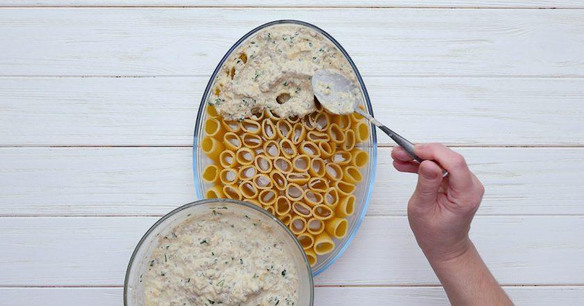 Как приготовить макаронную запеканку с сыром