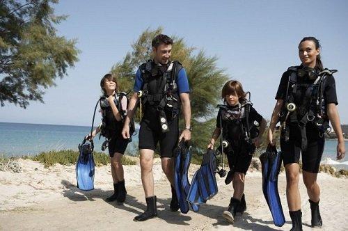 Сани Бич – лучший курорт материковой Греции