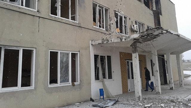 Ремонтные бригады попали под обстрел со стороны ВСУ во время восстановления электроснабжения ДФС