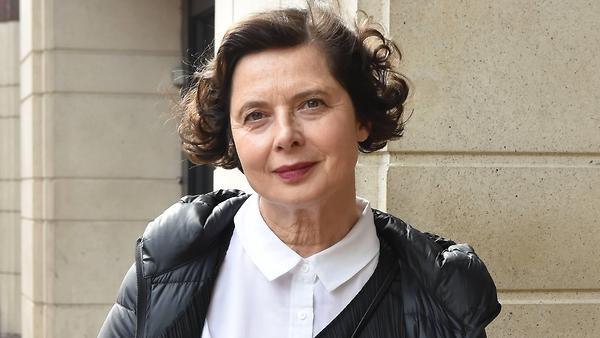 Изабелла Росселлини стала бабушкой