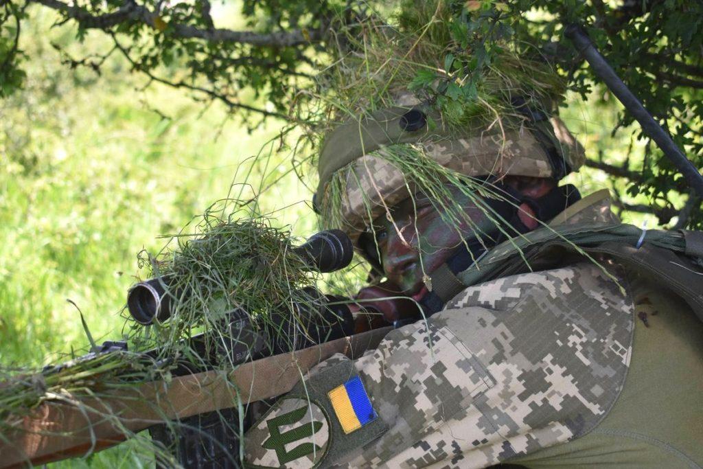 В Киеве рассказали об усилении разведывательной деятельности ВСУ в Донбассе