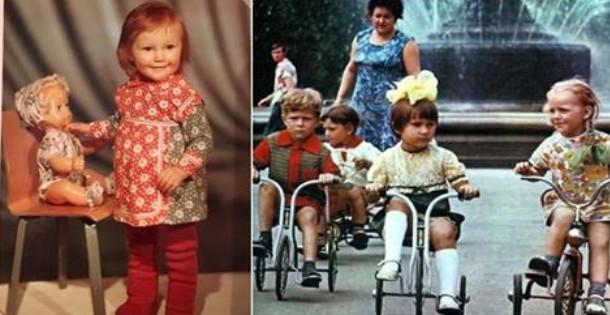 25 фото, которые покажут советское детство...
