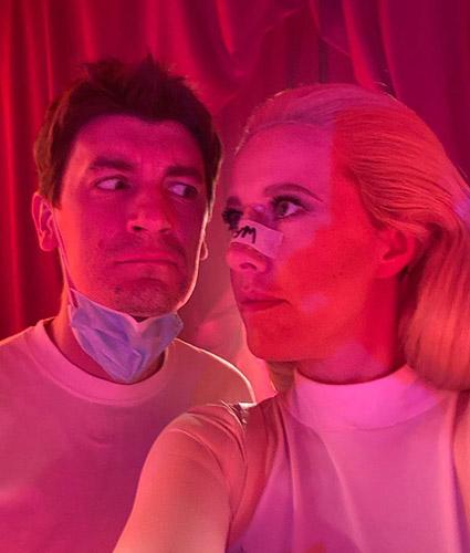 """Ксения Собчак прокомментировала скандальный клип Светланы Лободы и реакцию на него в сети: """"Люди разоблачают себя сами"""" Новости"""