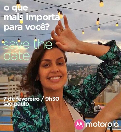 Презентация смартфонов семейства Moto G7 состоится 7 февраля