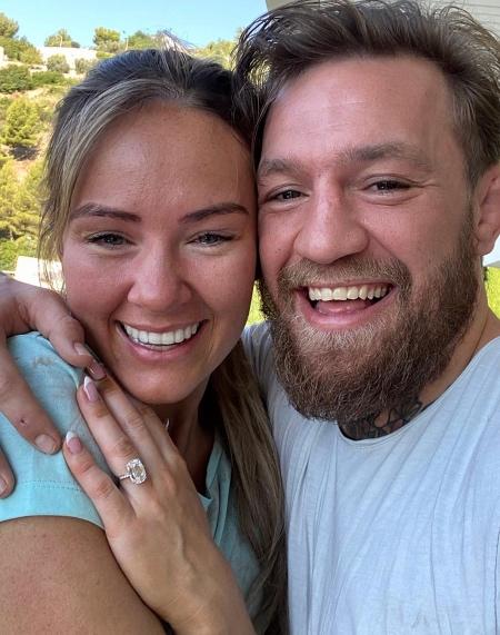 Конор Макрегор сделал предложение своей девушке через 12 лет отношений Звезды,Звездные пары