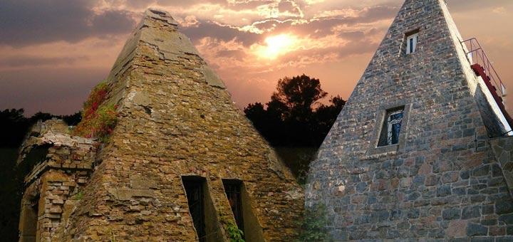 Загадочные полтавские пирами…