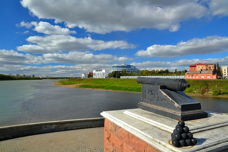 картинки памятные места омска фото