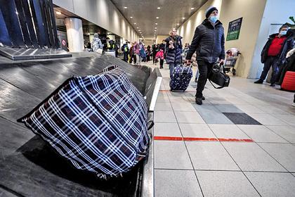 Российские депутаты предложили ограничить время выдачи багажа в аэропорту