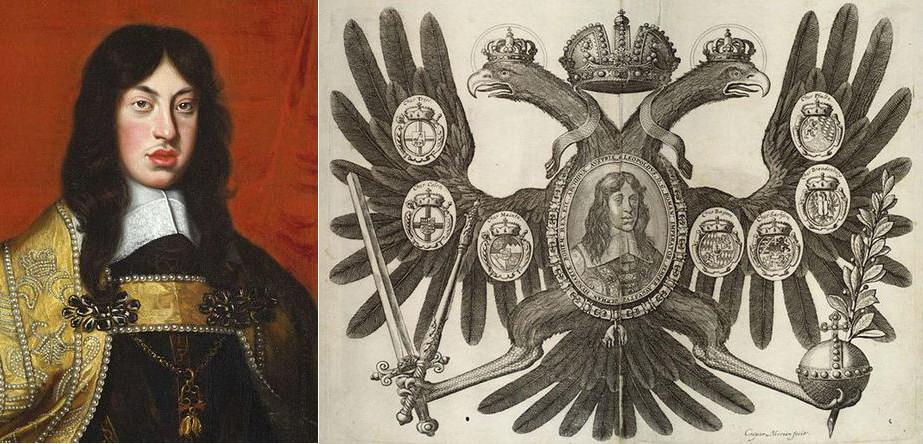 Под чьим гербовым орлом живёт Россия? Под орлом Габсбургов! Римской, Священной, империи, двуглавый, вверх, герба, крыльями, России, Византии, поднятыми, двуглавого, Габсбургов, который, оперением, Ивана, именно, печати, качестве, Барбароссы, своего
