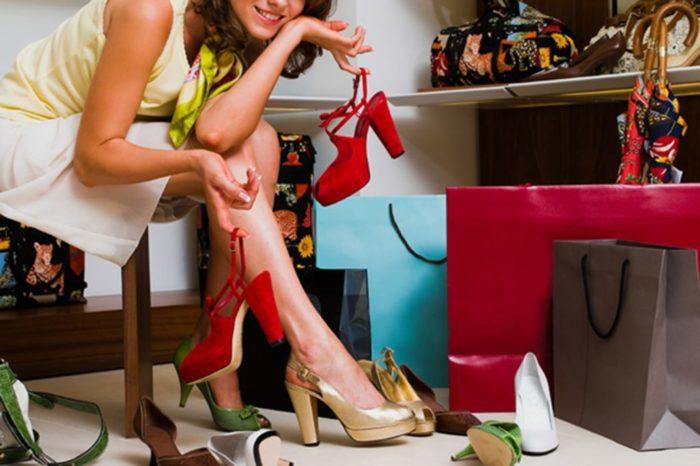 Как ухаживать за новой обувью