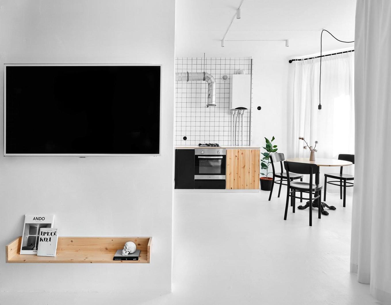 Интерьер квартиры в Калининграде