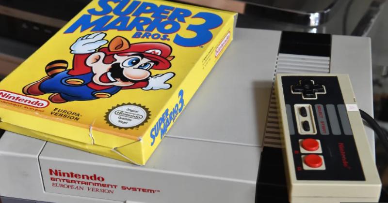 ВСША продали нааукционе самую дорогую видеоигру вистории