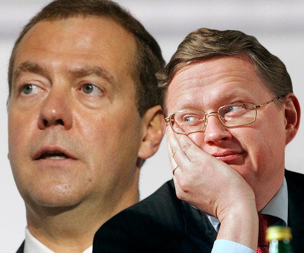 Делягин: в правительстве Медведева сейчас обсуждают, как вернуть «счастье» россиянам