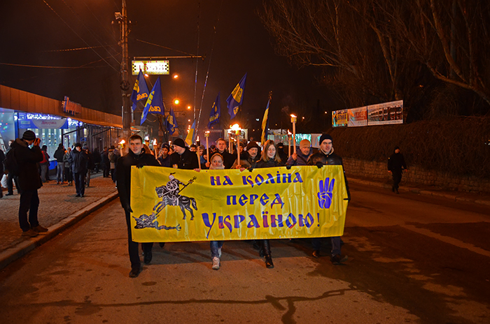 Проект тотальной украинизации