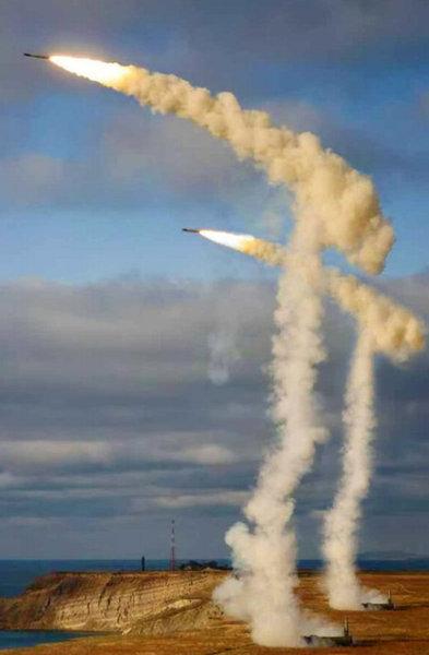 Удары морских «Бастионов» по наземным целям в Сирии стали полной неожиданностью для НАТО