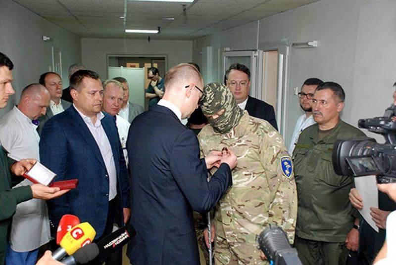 Арест Семенченко: На Украине заявляют, что «легендарный комбат» лгал о своих званиях Новости