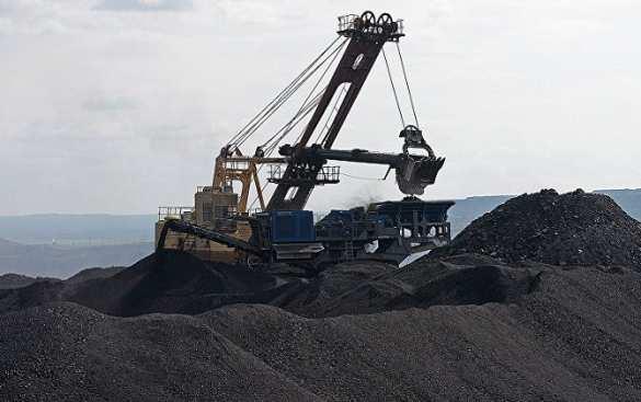 Минэнерго Украины предложило заменить уголь изРоссии на американский