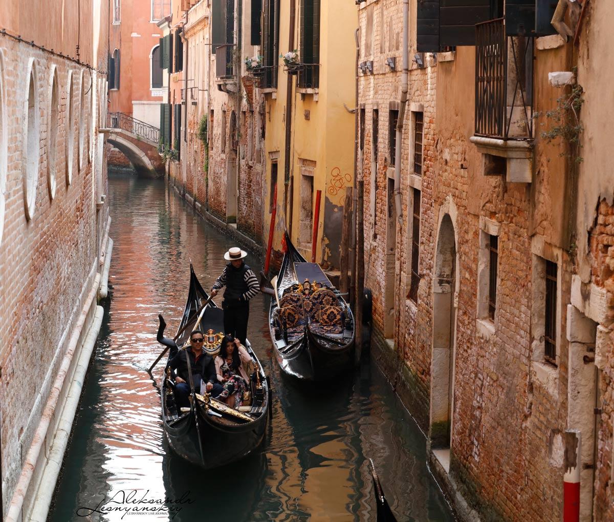 Венеция крупным планом