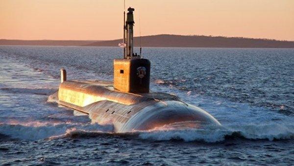 """""""Супер-Борей"""". На что способен новый подводный ракетоносец """"Князь Владимир"""""""