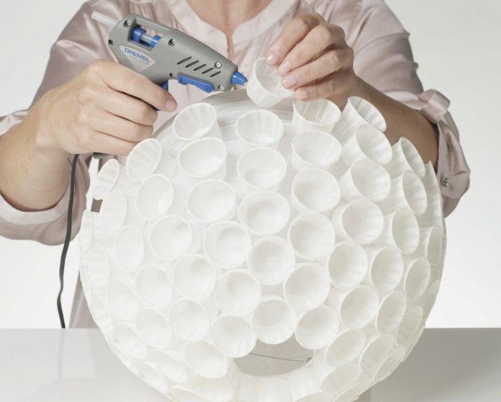 сегодняшнем выпуске светильник из бумаги своими руками фото обращая