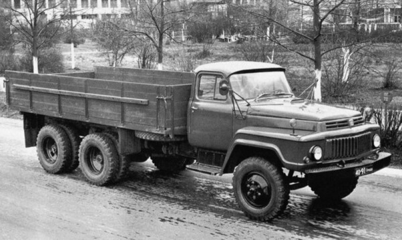ГАЗ-33, самый большой «газон» ГАЗ-33