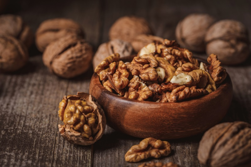 польза орехов арахис