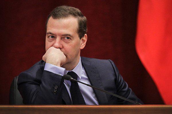 В Израиле разразился скандал из-за подарка Дмитрию Медведеву