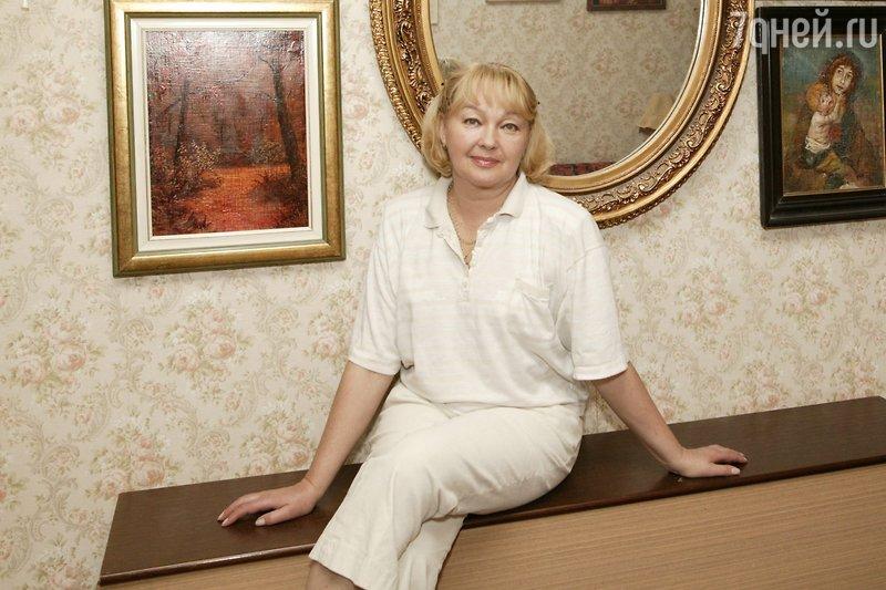 Наталья Гвоздикова рассказал…