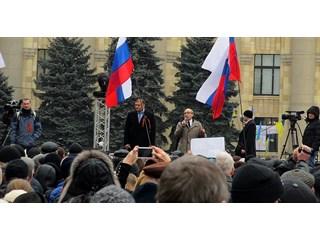 Харьков: Как Гепа и Допа «слили» Русскую весну