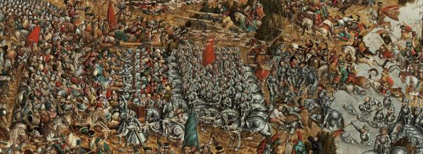 «Великая битва» 1514 года
