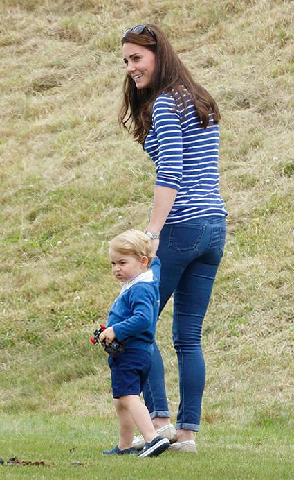 Не платьем единым: Кейт Миддлтон, принцесса Диана, Грейс Келли и другие монаршие особы, которые носили и носят джинсы Монархии