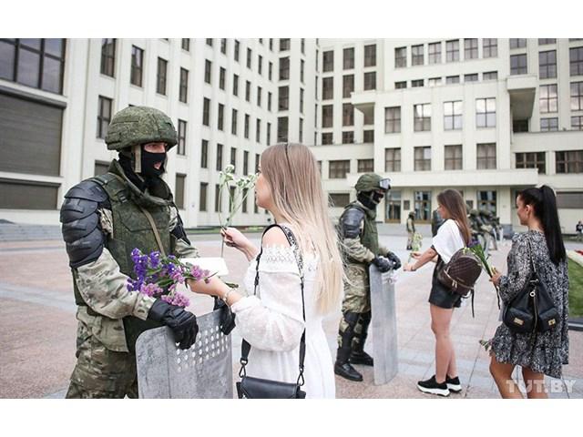 Кто работает над белорусским сценарием геополитика