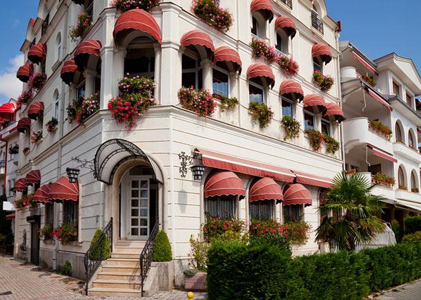 Гостиницы Охрида